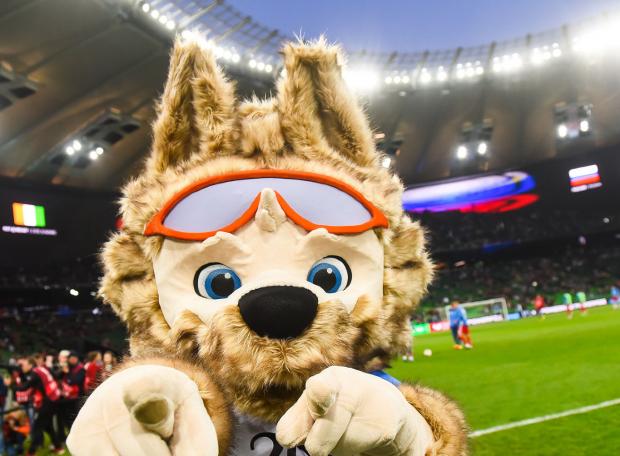 Курьезы на ЧМ по футболу 2018 в России: спортивный репортаж из Москвы пошел не по плану