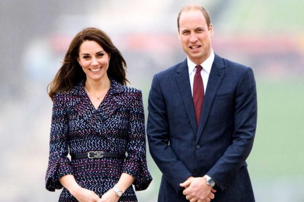 Принц Уильям иКейт Миддлтон объявили дату крещения 3-го ребёнка