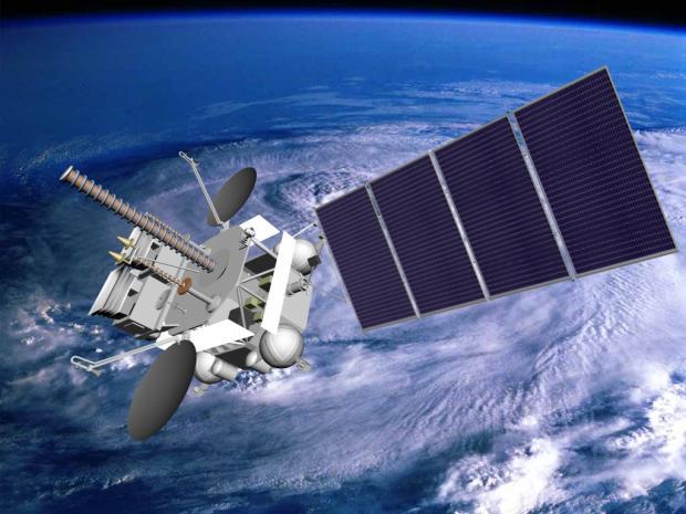 Метеорологический спутник
