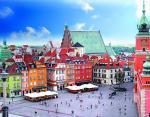 Варшава, Польша - 760 евро
