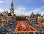 Брюссель, Бельгия - 950 евро