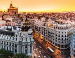 Мадрид, Испания - 980 евро