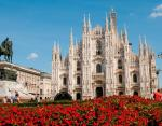 Милан, Италия - 1,330 евро