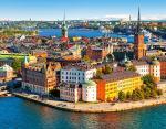 Стокгольм, Швеция - 1320 евро