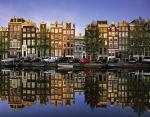 Амстердам, Нидерланды - 1600 евро