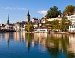 Цюрих, Швейцария - 1900 евро