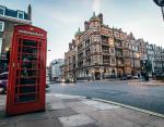 Лондон, Великобритания - 2000 евро