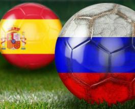 Как отпраздновала Россия победу над Испанией на ЧМ-2018: в Сеть попало видео из раздевалки
