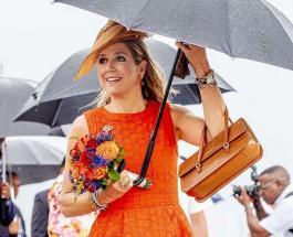 Королева Нидерландов после смерти сестры вернулась к обязанностям: Максима едет в Британию