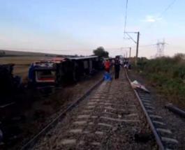 Авария на железной дороге в Турции: 10 человек погибли и более 70 получили травмы