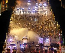 Беспорядки в Париже: французы отметили победу на ЧМ-2018 стычками с полицией