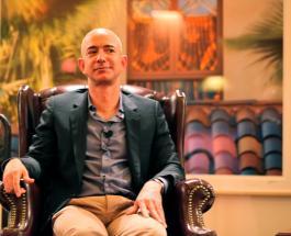 Джефф Безос признан самым богатым человеком в современной истории мира