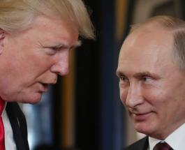 Самолеты Путина и Трампа: в Великобритании выяснили чье воздушное судно мощнее и красивее