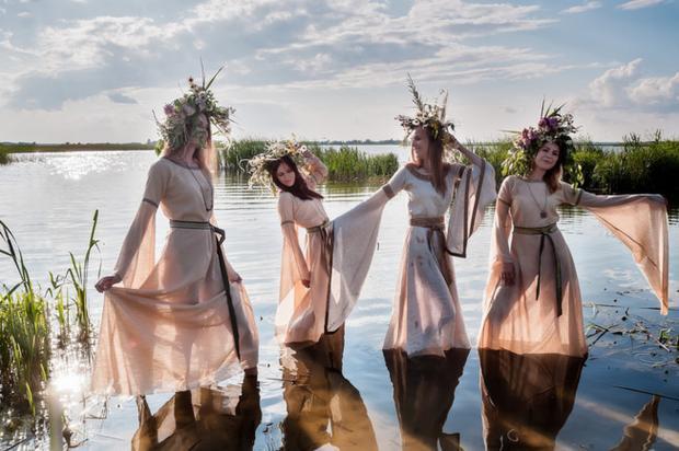 Славянский праздник Аграфена Купальница отмечается 6 июля