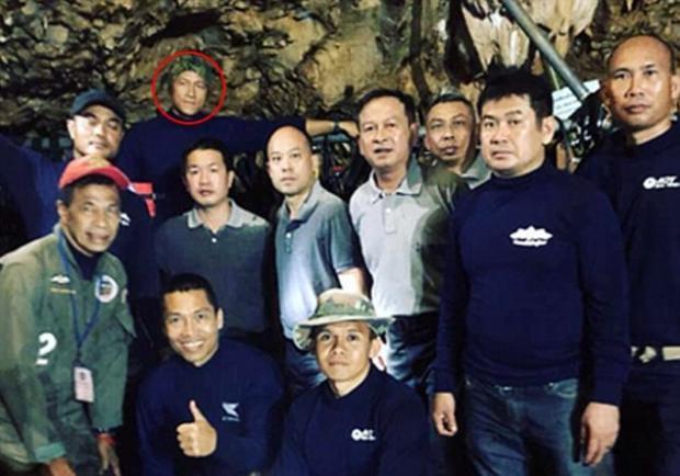 Дети в затопленной пещере: скончался тайский дайвер участвующий в спасательной операции