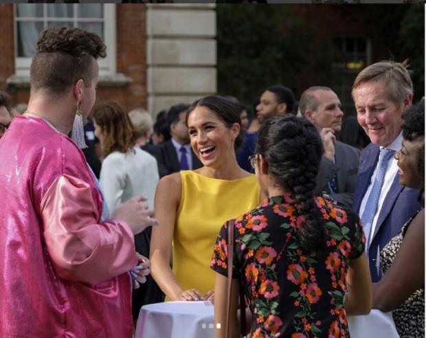 Вся королевская семья Великобритании придет на крестины принца Луи