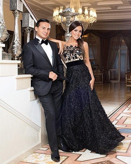 алсу с мужем