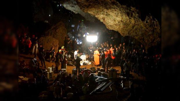 Дети в Таиланде: как сейчас чувствуют себя узники затопленной пещеры