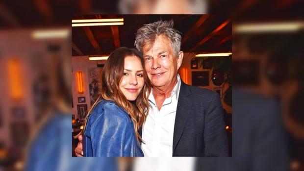 Молодая невеста Дэвида Фостера мечтает подарить 68-летнему возлюбленному восьмого ребенка