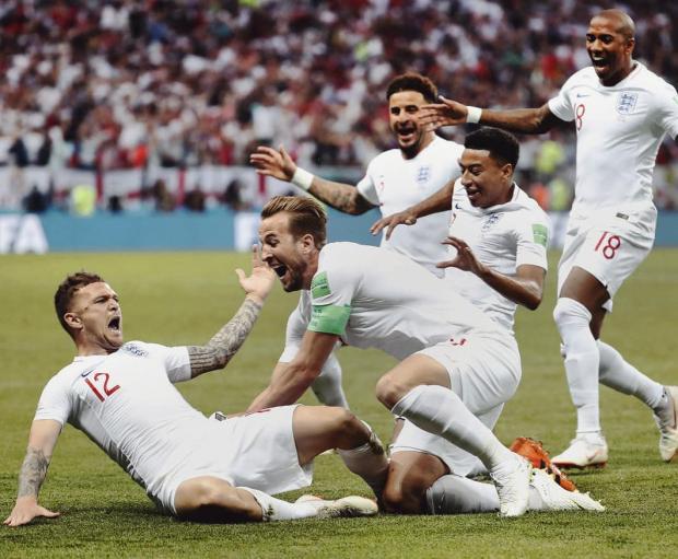Самый быстрый гол за последние 60 лет: на ЧМ-2018 отличился британец Киран Триппьер