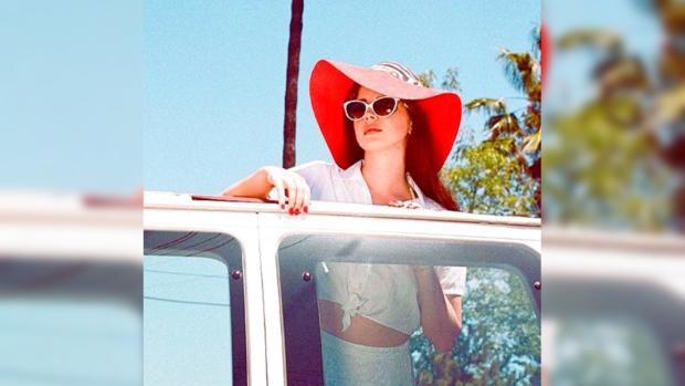Лана Дель Рей: песня звезды станет частью документального фильма об Элвисе Пресли