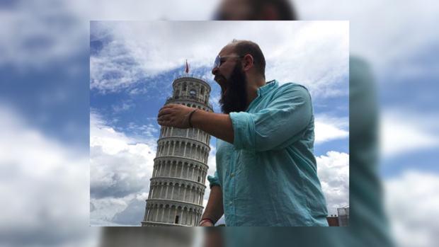 Звезды Инстаграм: папа с дочкой покоряют Сеть необычными фотосессиями
