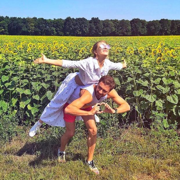 Лиза Арзамасова и Макс