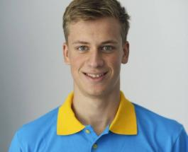 Золото для Украины: пловец Михаил Романчук одержал победу на чемпионате Европы