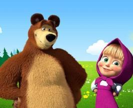 Маша и Медведь: смотреть онлайн все серии подряд в новом сборнике