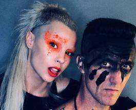 Die Antwoord: видео с концерта и первые фото группы в Киеве