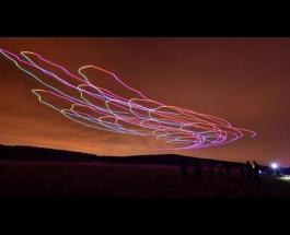 Новые технологии: учёным удалось создать самоорганизующийся рой миниатюрных дронов