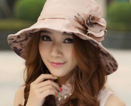 Летний образ для модниц: советы как выбрать шляпу по форме лица