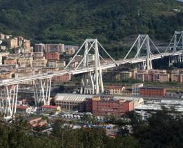 Обрушение моста в Генуе: названа главная причина произошедшей катастрофы