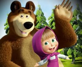Маша и Медведь: новый сборник радует маленьких зрителей подготовкой к школе и не только