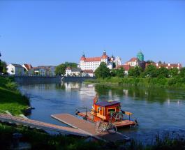 Засуха в Европе: одна из главных рек континента стала мелководной