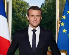 Эммануэль Макрон пригласил во Францию Путина и других президентов из разных стран мира