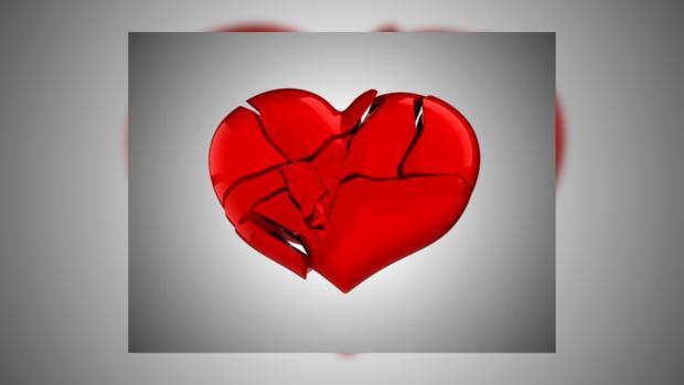 Прошла любовь