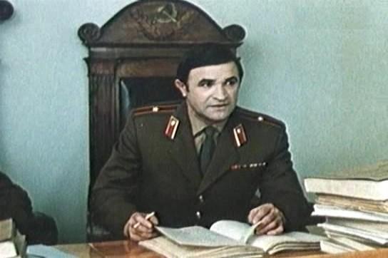 Умер актер из «Жестокого романса» Юрий Мартынов