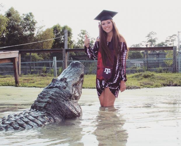макензи и аллигатор