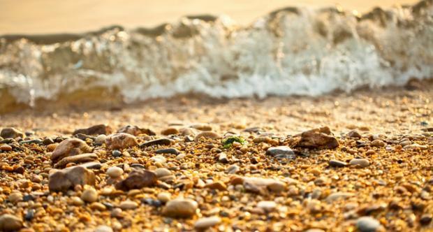Самый загруженный в мире пляж: на 500 метрах песка отдыхают более 40 000 человек