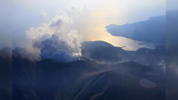 вулкан Синдакэ