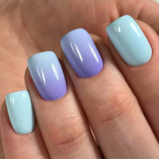 Маникюр для коротких ногтей: как с помощью рисунков визуально удлинить пальчики