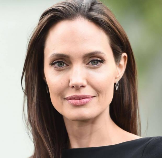 Анджелина Джоли с детьми провела отличный семейный день в ... анджелина джоли