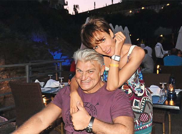 Владимир Турчинский и Ирина Турчинская
