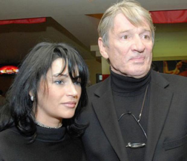 Александр Абдулов и Юлия Абдулова