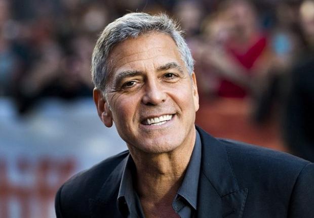 Джордж Клуни возглавил список самых высокооплачиваемых актеров поверсии Forbes