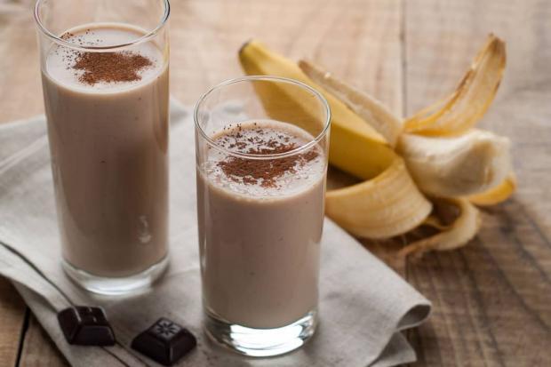смузи с какао