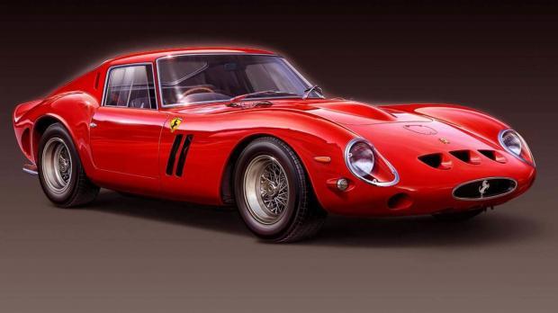 Раритетный красный Ferrari продали за рекордные $48,4 млн