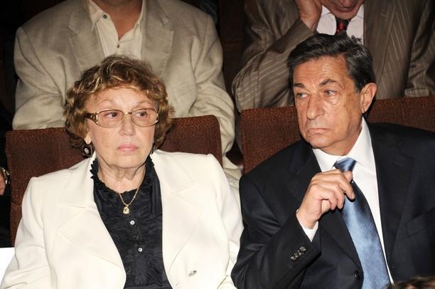 Игорь Кваша с женой