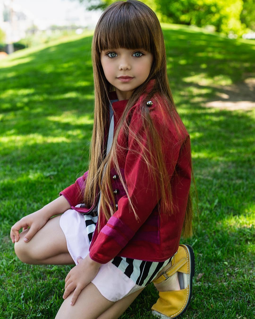 юные девочки Самые красивые в мире девочки: ...